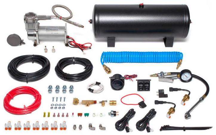Airbag Man In-Cab Kit - Analog Version